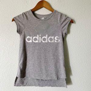 ADIDAS || Hi-Low T-Shirt
